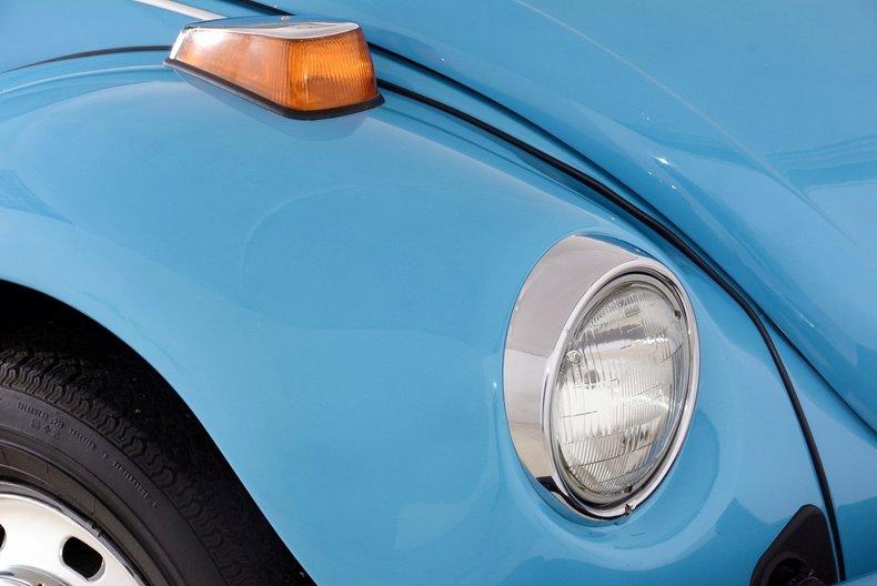 1976 Volkswagen Super Beetle Image 24