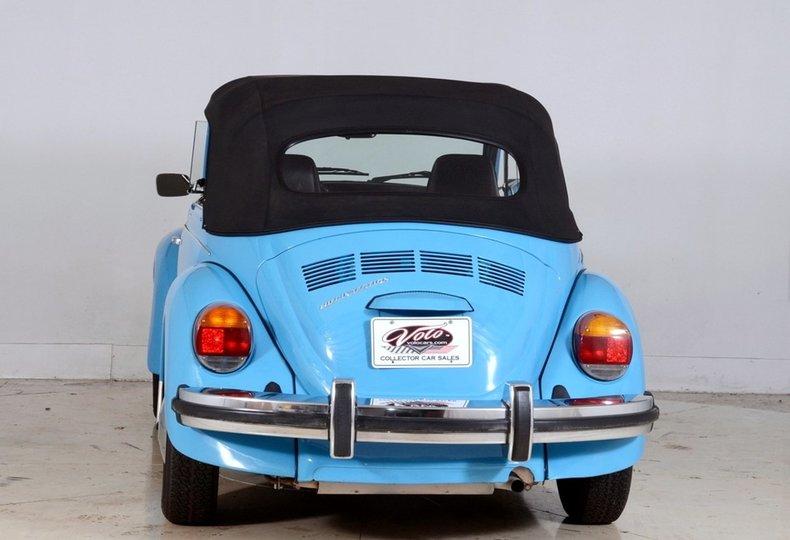 1976 Volkswagen Super Beetle Image 25