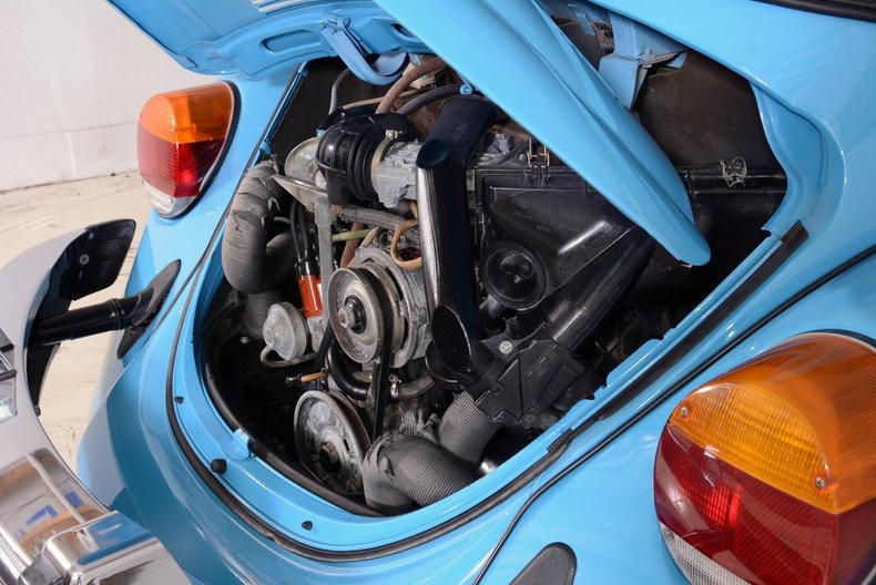 1976 Volkswagen Super Beetle Image 29
