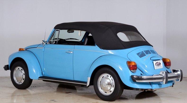 1976 Volkswagen Super Beetle Image 33