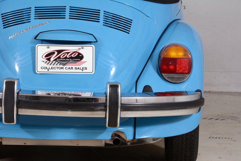 1976 Volkswagen Super Beetle Image 38