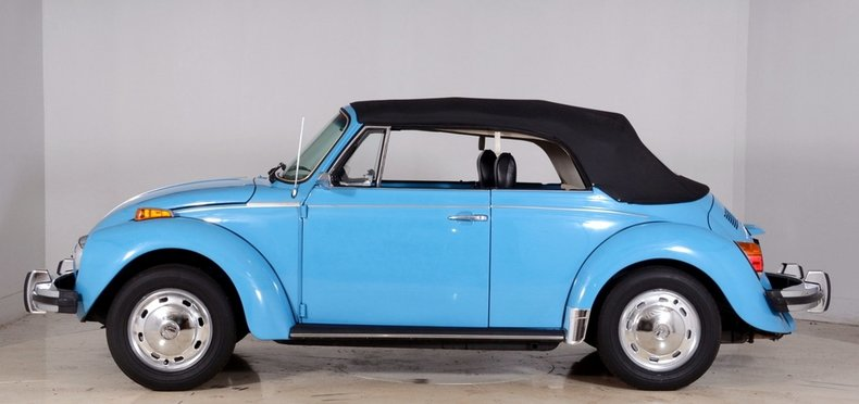 1976 Volkswagen Super Beetle Image 41