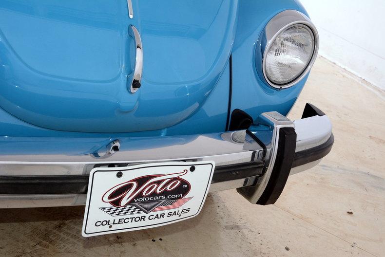 1976 Volkswagen Super Beetle Image 47