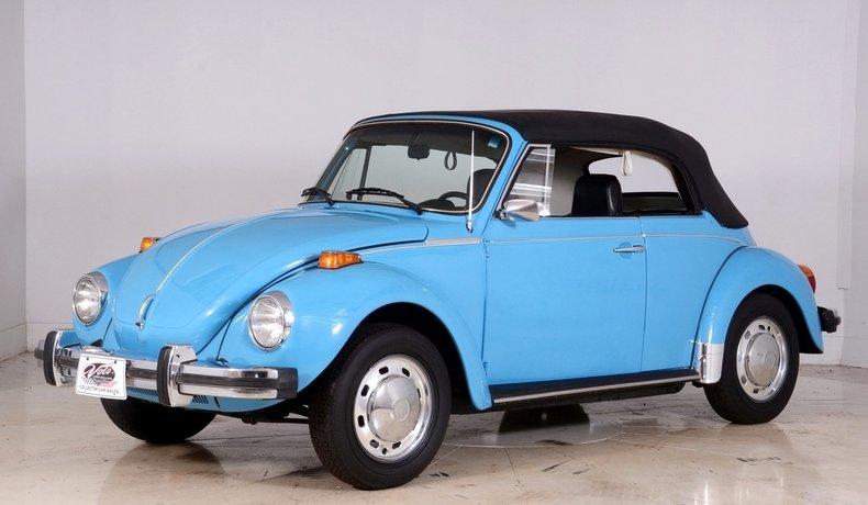 1976 Volkswagen Super Beetle Image 49