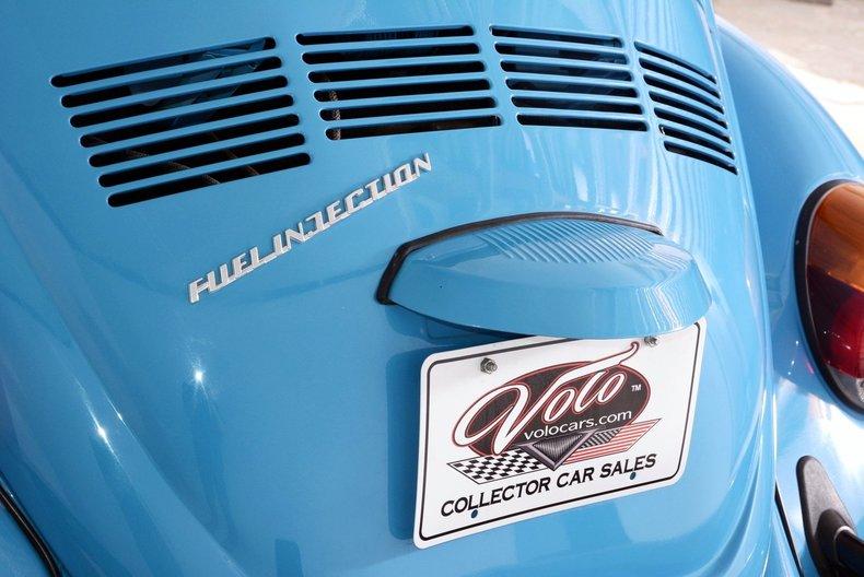 1976 Volkswagen Super Beetle Image 54
