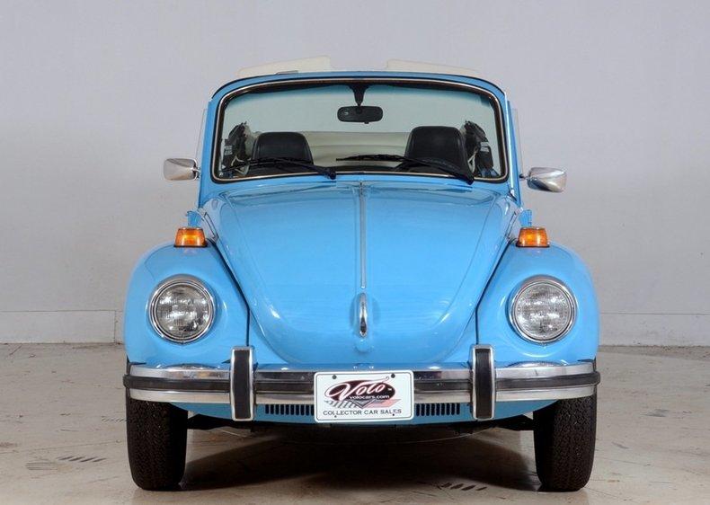1976 Volkswagen Super Beetle Image 57