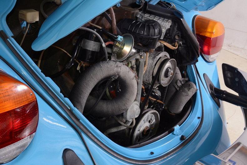 1976 Volkswagen Super Beetle Image 59