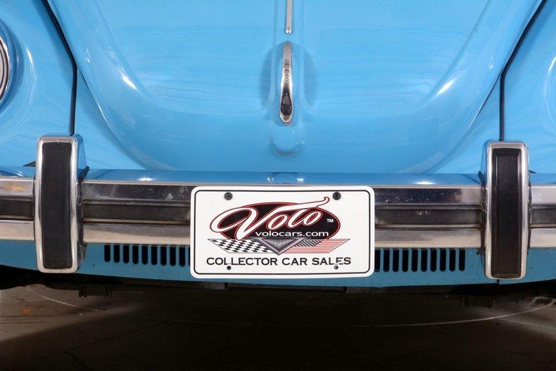 1976 Volkswagen Super Beetle Image 62