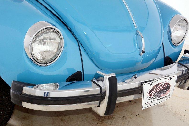 1976 Volkswagen Super Beetle Image 70