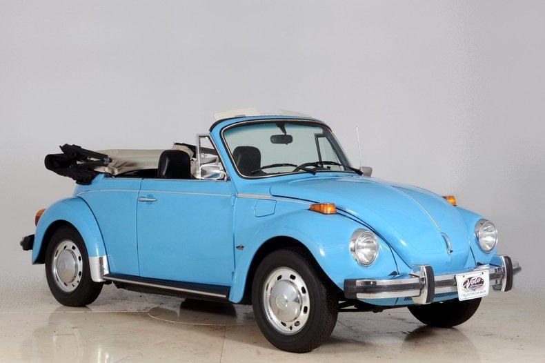 1976 Volkswagen Super Beetle Image 84