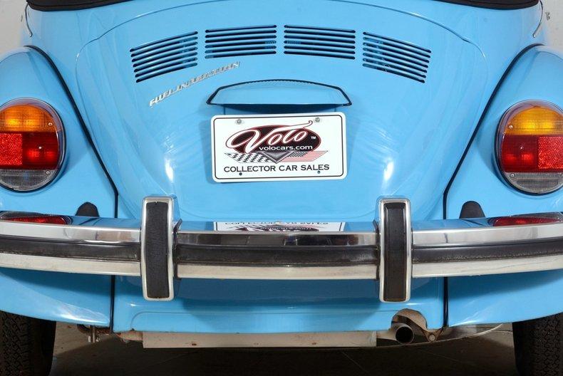 1976 Volkswagen Super Beetle Image 85