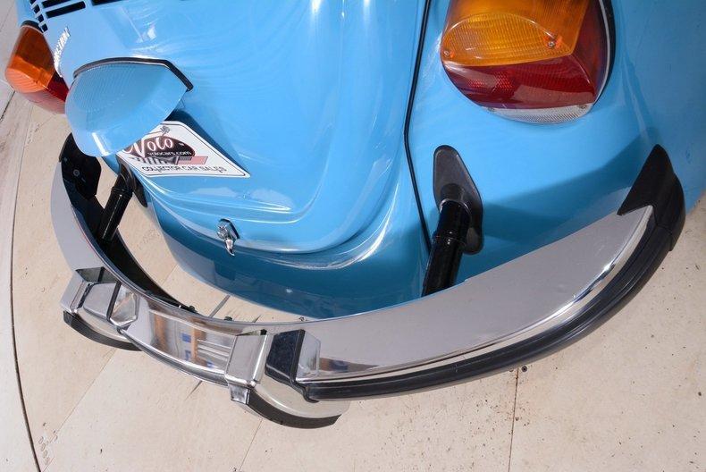 1976 Volkswagen Super Beetle Image 44