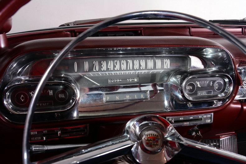 1957 Cadillac Eldorado Image 32