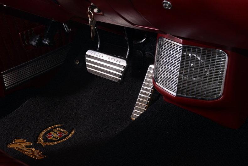 1957 Cadillac Eldorado Image 74