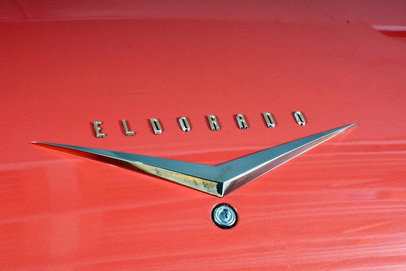1957 Cadillac Eldorado Image 87