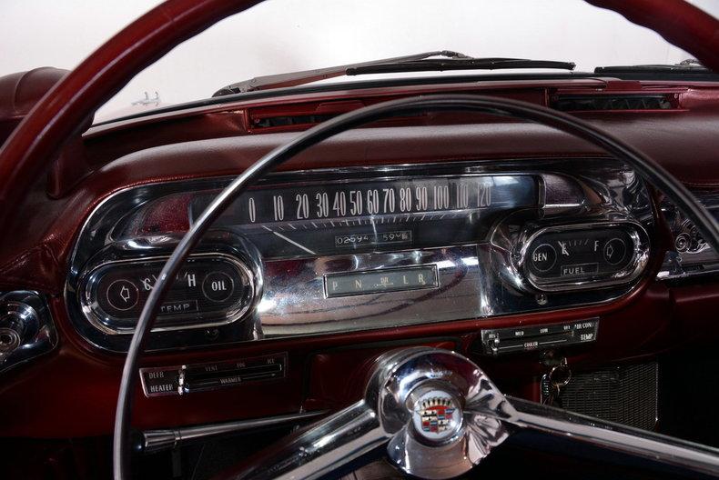 1957 Cadillac Eldorado Image 101