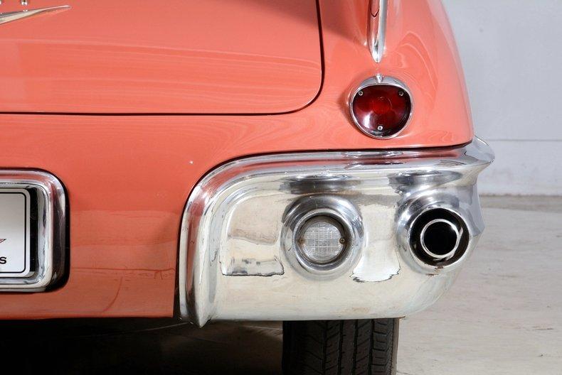 1957 Cadillac Eldorado Image 110