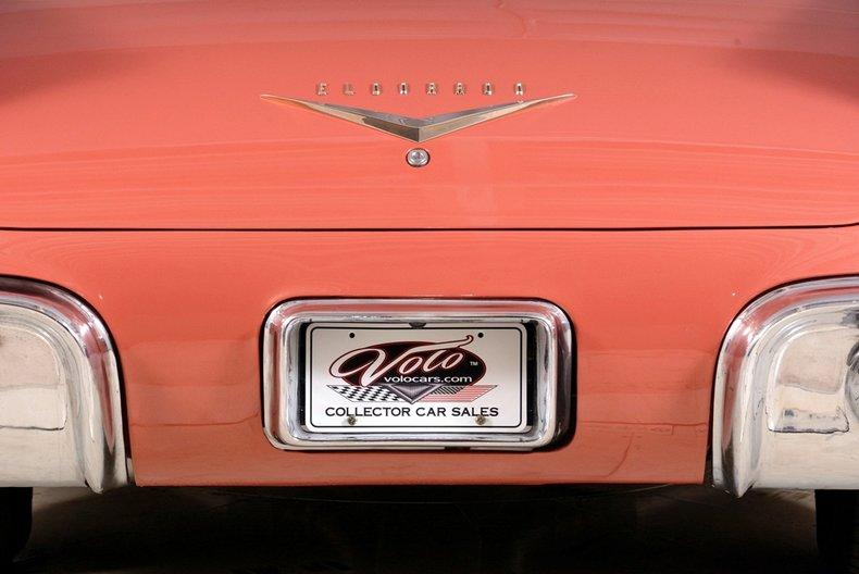 1957 Cadillac Eldorado Image 113