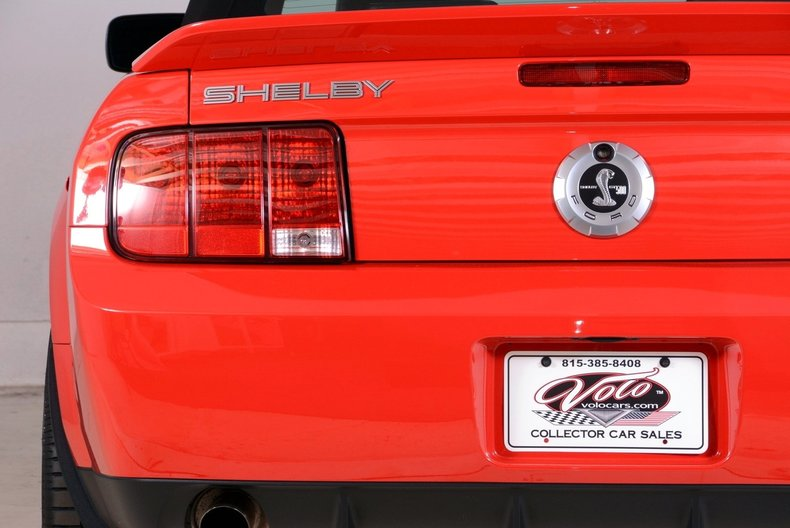 2007 Ford Shelby Image 7