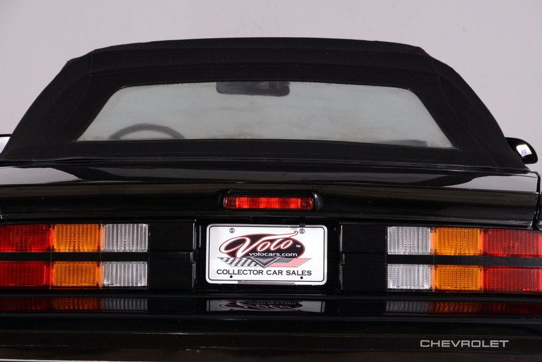 1987 Chevrolet Camaro Image 5