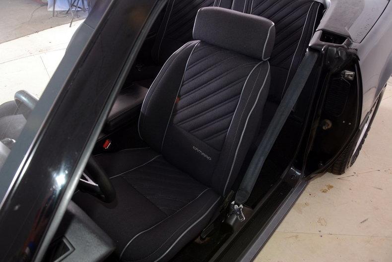 1987 Chevrolet Camaro Image 7