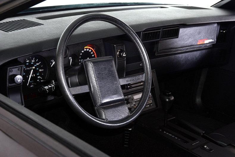1987 Chevrolet Camaro Image 8