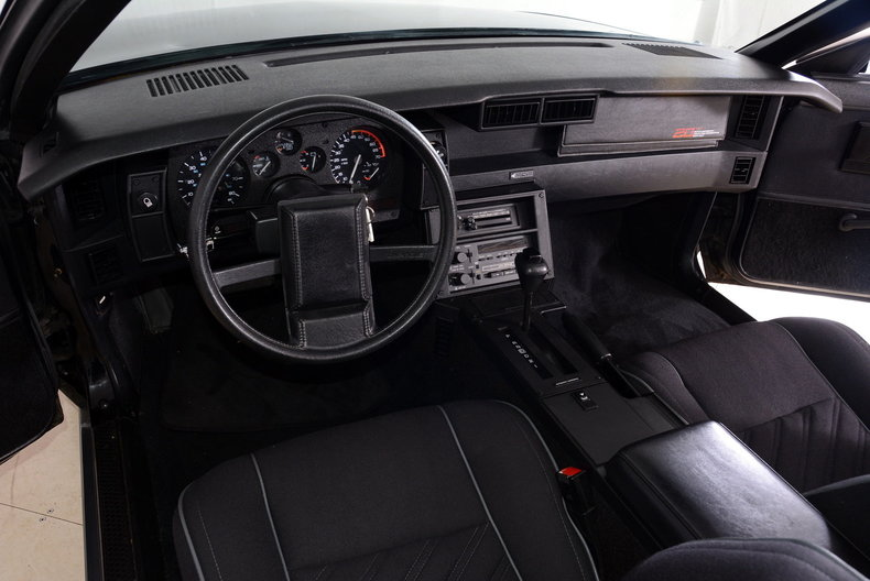 1987 Chevrolet Camaro Image 19