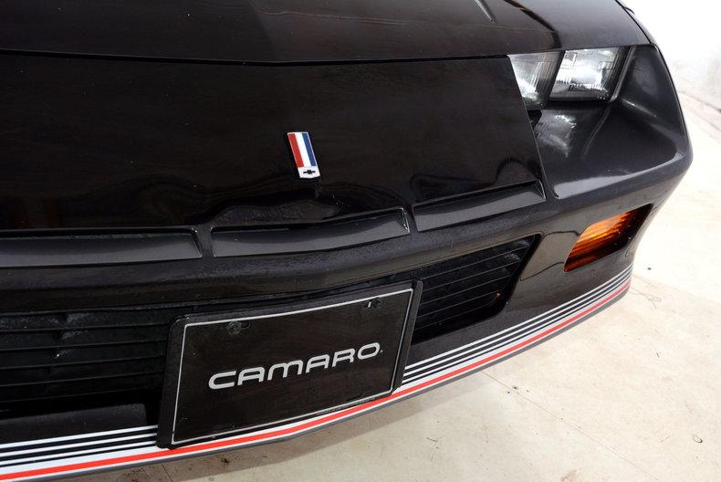 1987 Chevrolet Camaro Image 21