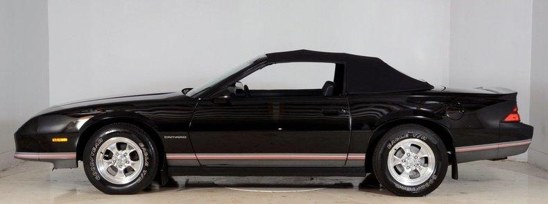 1987 Chevrolet Camaro Image 33