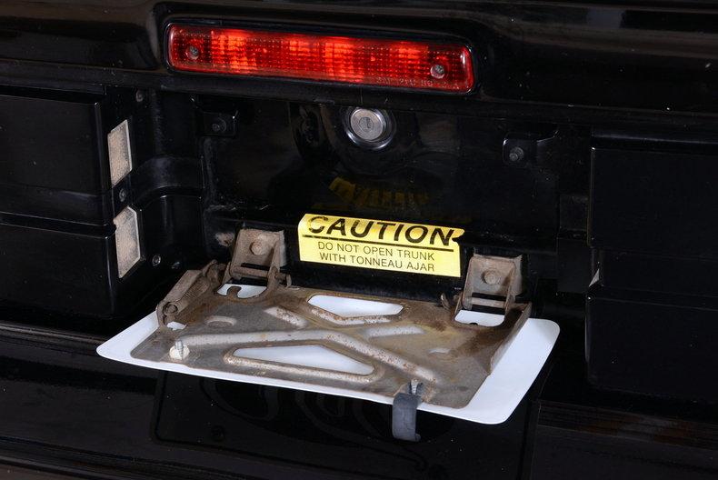 1987 Chevrolet Camaro Image 43
