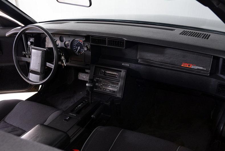 1987 Chevrolet Camaro Image 46