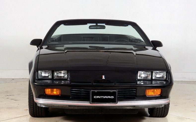 1987 Chevrolet Camaro Image 49