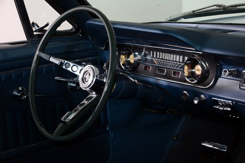1965 Ford Mustang Image 2