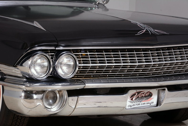 1961 Cadillac Sedan deVille Image 7
