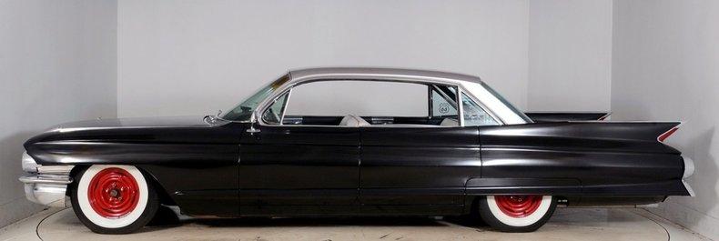 1961 Cadillac Sedan deVille Image 41