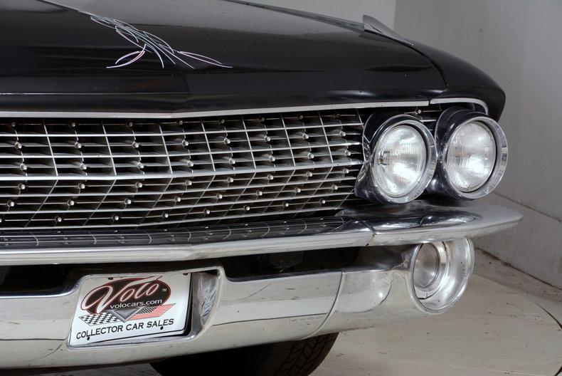 1961 Cadillac Sedan deVille Image 45