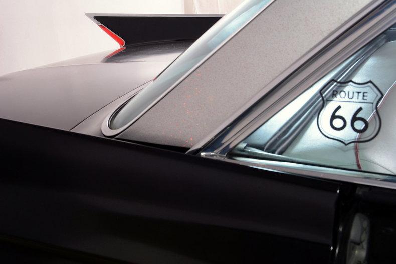 1961 Cadillac Sedan deVille Image 59