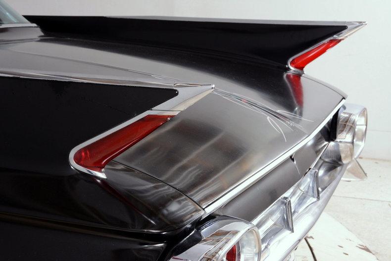 1961 Cadillac Sedan deVille Image 61