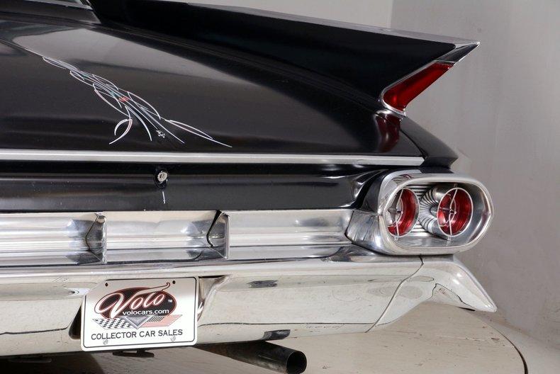 1961 Cadillac Sedan deVille Image 68