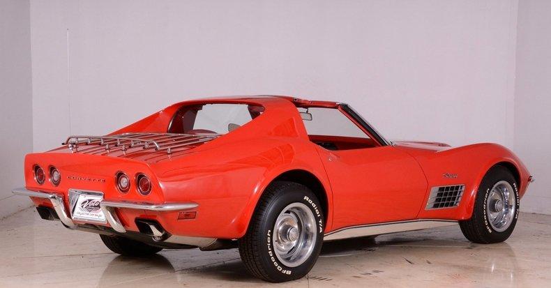 1970 Chevrolet Corvette Image 3