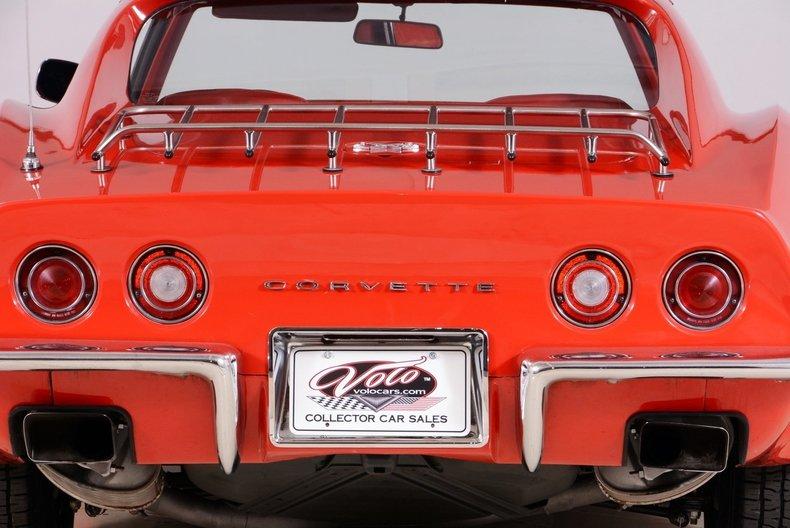 1970 Chevrolet Corvette Image 7