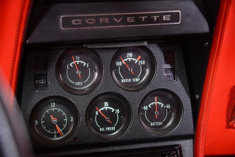 1970 Chevrolet Corvette Image 23