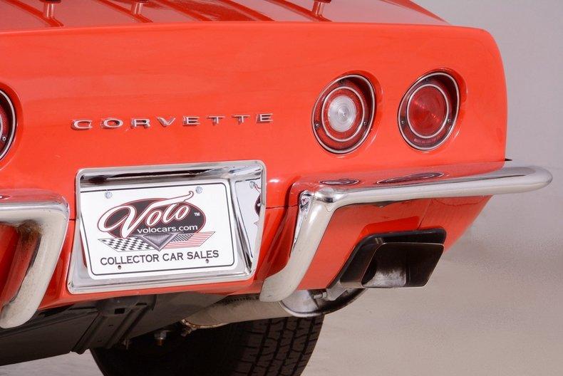 1970 Chevrolet Corvette Image 28