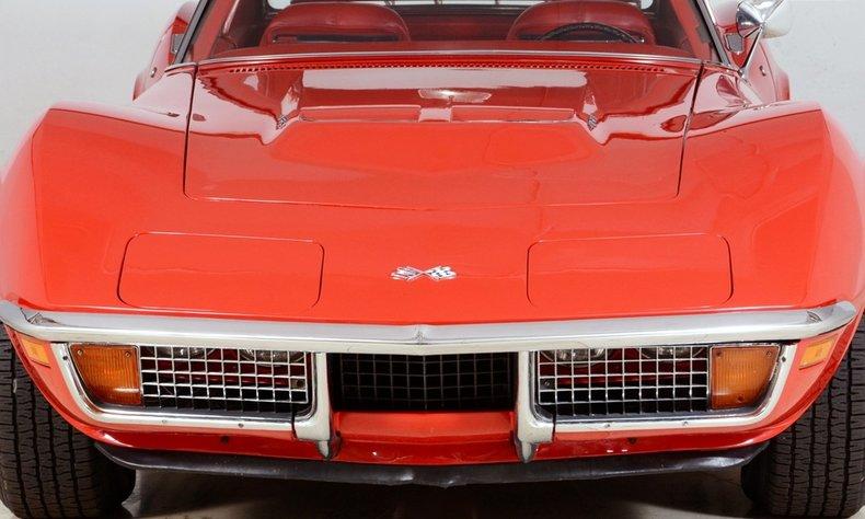 1970 Chevrolet Corvette Image 36
