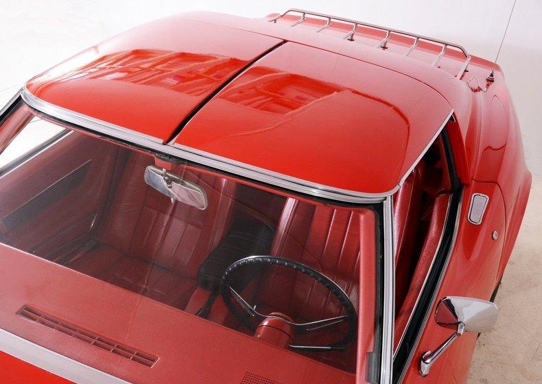1970 Chevrolet Corvette Image 46