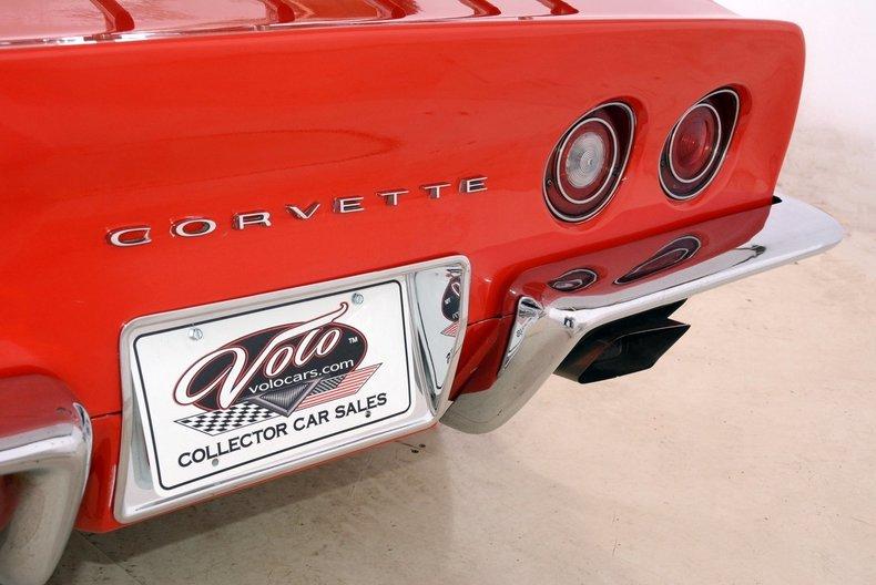 1970 Chevrolet Corvette Image 55