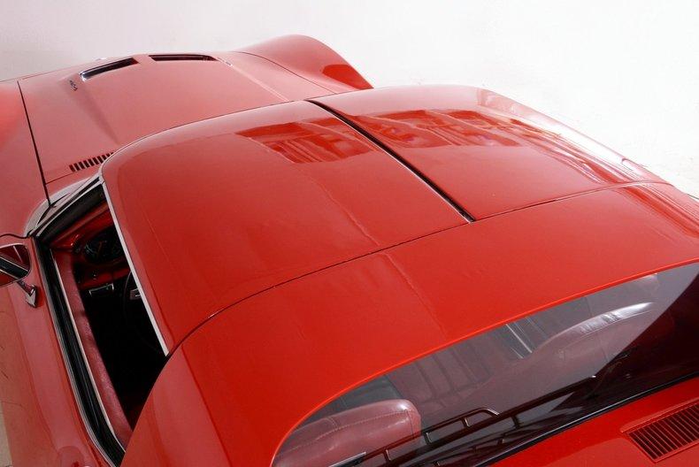 1970 Chevrolet Corvette Image 70