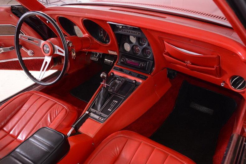 1970 Chevrolet Corvette Image 71