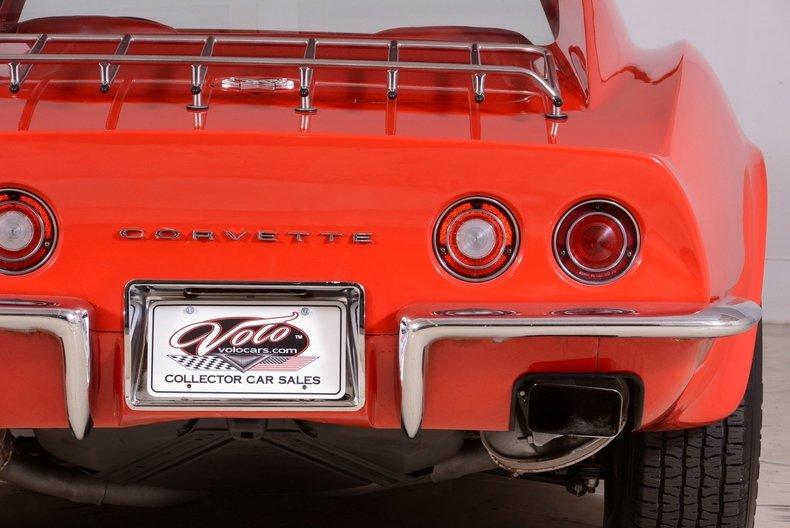 1970 Chevrolet Corvette Image 73