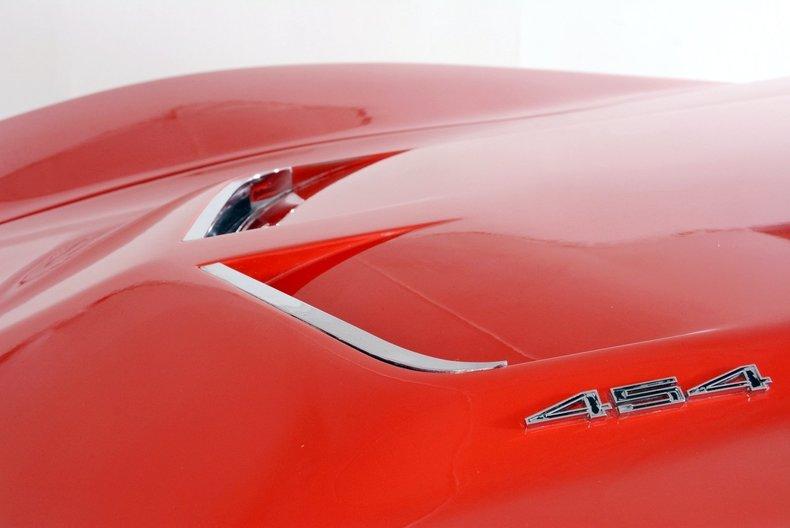 1970 Chevrolet Corvette Image 76